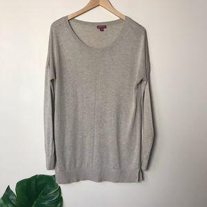 Merona | Lightweight Tunic Pullover Sweater Medium